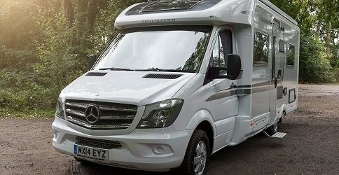 Used Auto-Sleeper Malvern 2014