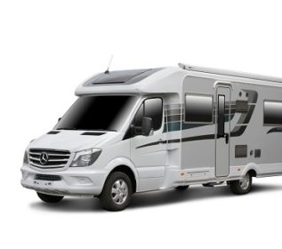 Auto-Sleeper Burford Duo Mercedes Benz 2018