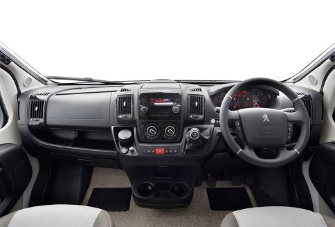 Auto- Sleeper Corinium 2018 Cab