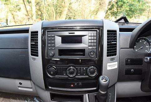 New Auto-Sleeper Bourton 2018 Dash