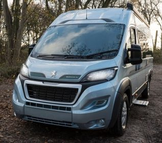 Used Auto Sleeper Warwick XL 2017