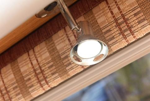 Used Auto-Sleeper Hampshire Led Lights
