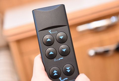 Used Auto-Sleeper Hampshire Remote Control
